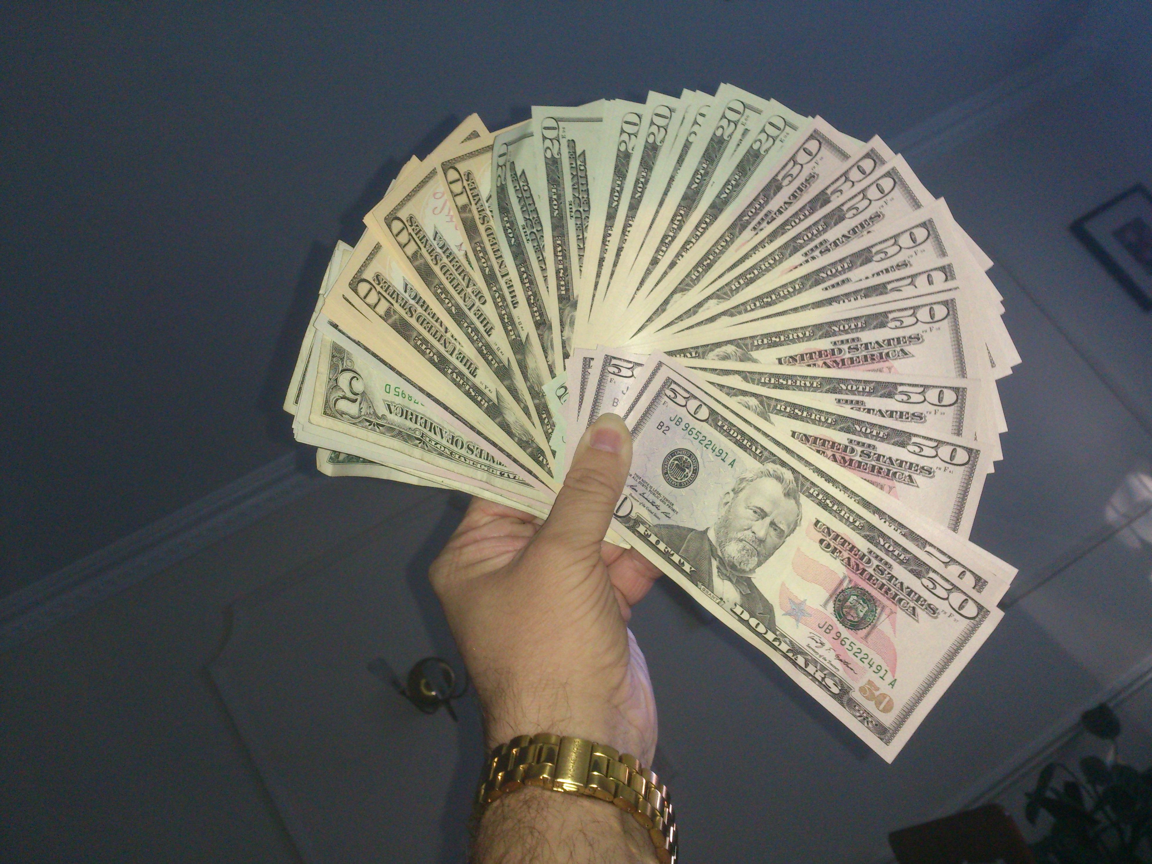 Money - Online earnings