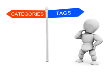 How do I use WordPress Tags and Categories?