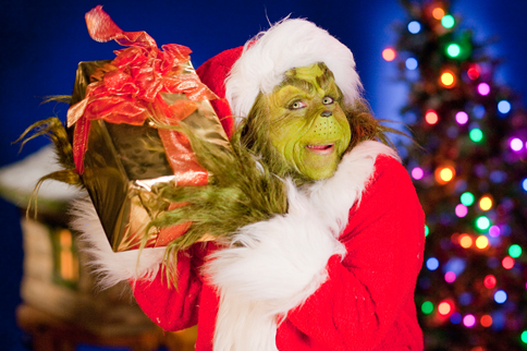 What has the Grinch got inside his present? Could it be the new Pro Bet App, launched on Christmas Eve?