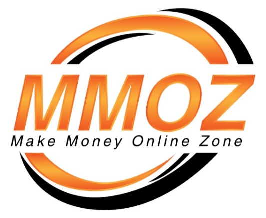 MMOZ Make Money Online Large Solid Logo.