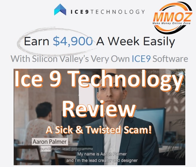 Ice 9 Technology review. A sick and twisted scam!
