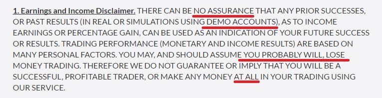 Ice 9 technology disclaimers.