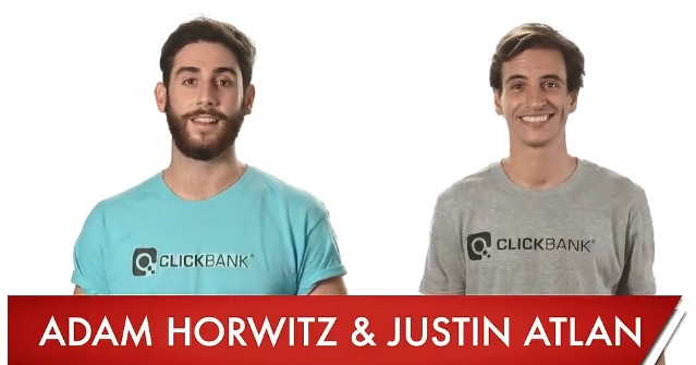 Clickbank University - Adam Horwitz and Justin Atlan
