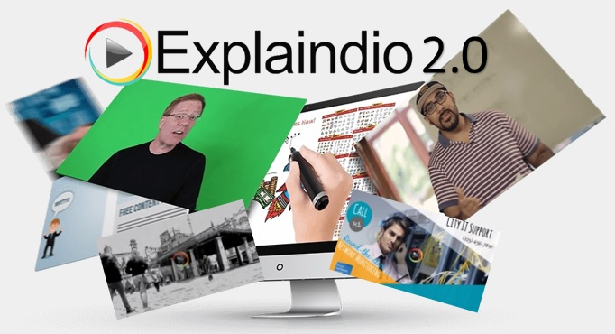 Buy Explaindio 2.0 from Explaindio dot com.