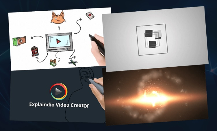 Explaindio video examples.