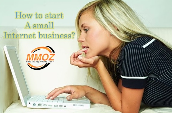 How to start a small online business?