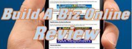 Build a Biz Online Review.