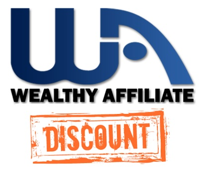 Wealthy Affiliate Discount.