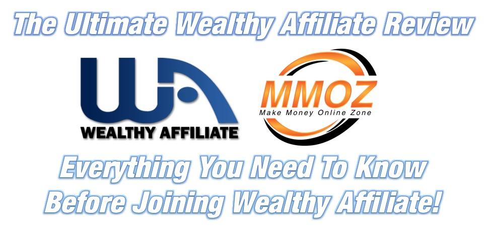 The ultimate Wealthy Affiliate Review. Everything that you need to know before joining Wealthy Affiliate.