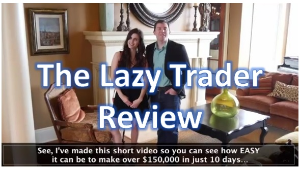 Lazy Trader Review. Is Lazy Trader a scam?