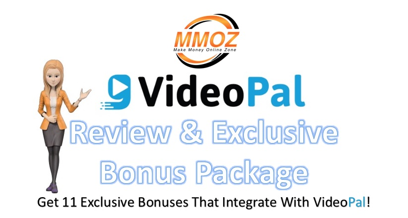Videopal Review. See a demo of the Video Pal software and get an exclusive bonus.