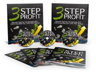 Tyler Pratt 3 Step Profit Review By MMOZ! Is 3 Step Profit A Scam?