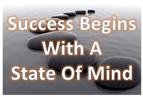 Success begins with a state of mind. Will you start a successful home business this year?