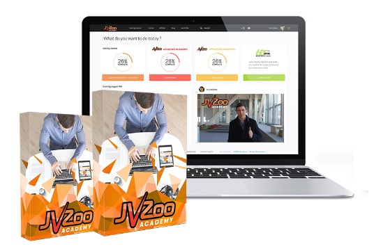 JVZoo Academy Review, Discount and Bonus.