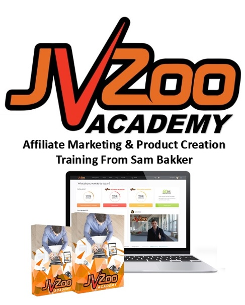 Join JVZoo Academy By Sam Bakker.
