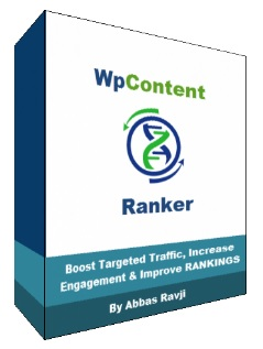 WP Content Ranker Product Image.