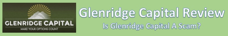 Glenridge Capital Reviews. Is Glenridge Capital a scam?