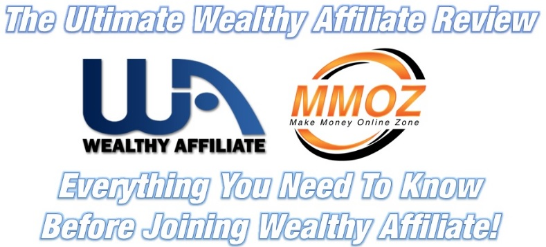 Wealthy Affiliate Review - Take a look at our top recommendation for making money online.