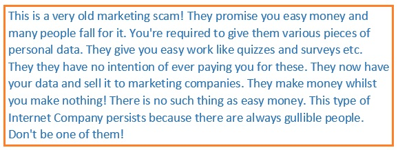 Is Big spot a scam? This member certainly thinks so!