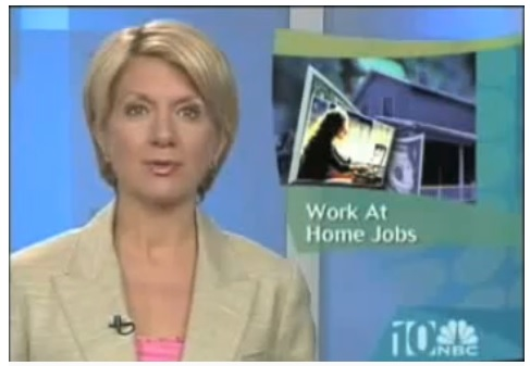 Auto Home Profits - An example of a news video on the site.