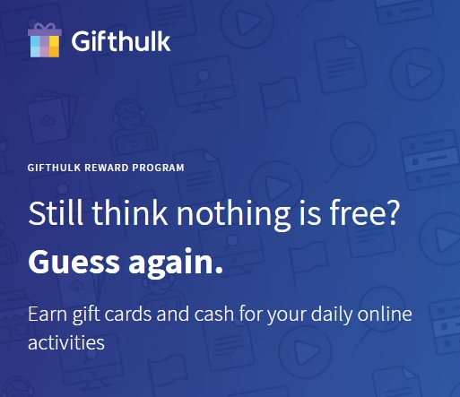 Gifthulk review. Is Gifthulk a scam?
