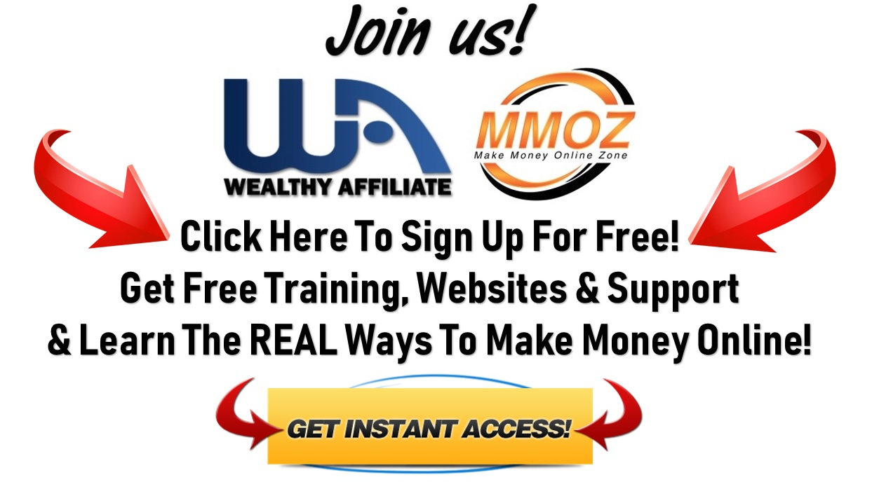 Join Wealthy Affiliate and get your free membership.