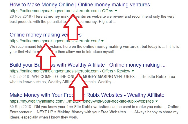 Proof that the Wealthy Affiliate training really works!