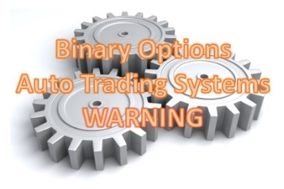 Binary trading scam warning.