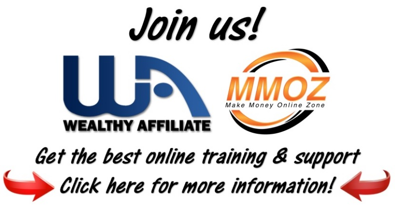 Join Wealthy Affiliate.