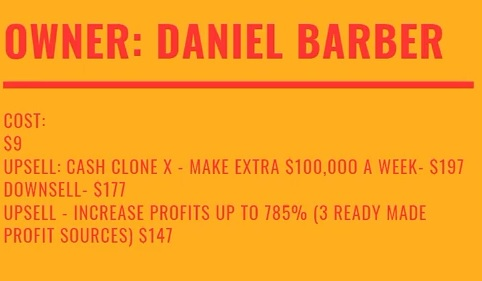 Daniel Barber and the real cost of the China Cash Clone.