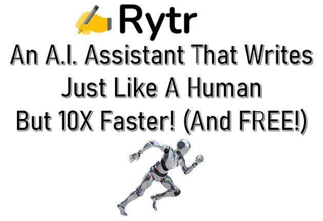 Rytr - AI that writes for you.